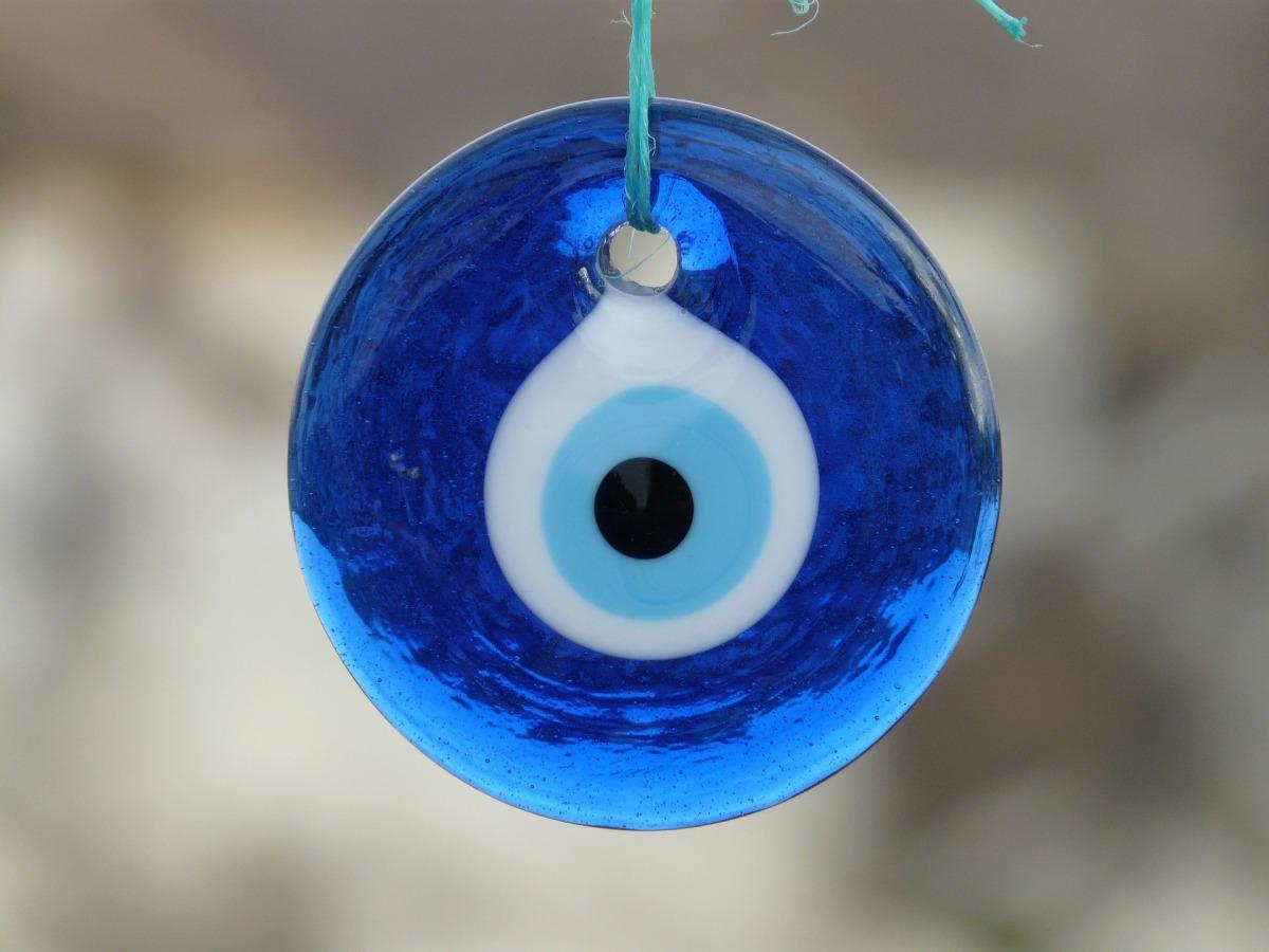 Amuletos: el Ojo turco